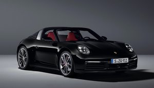 Picture of 2020 Porsche 992 Targa 4S 3.0T PDK Automatic (150 miles) SOLD