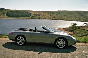 Picture of 2001 Porsche Hire Yorkshire | Porsche 911 Cabriolet Hire For Hire