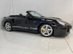Picture of 2005 Porsche 996 Turbo S Cabriolet 450BHP Only 67K UK RHD HPI Clr For Sale