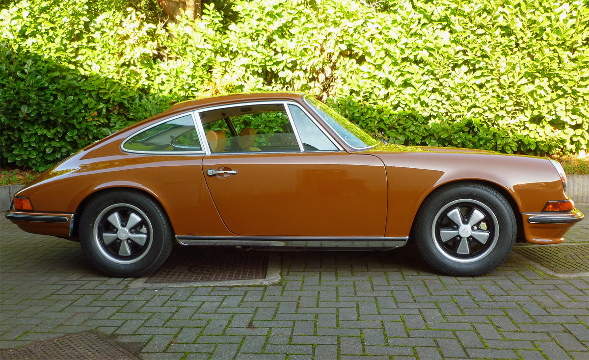 1973 Porsche 911 T 2.4 Coupe For Sale (picture 2 of 6)