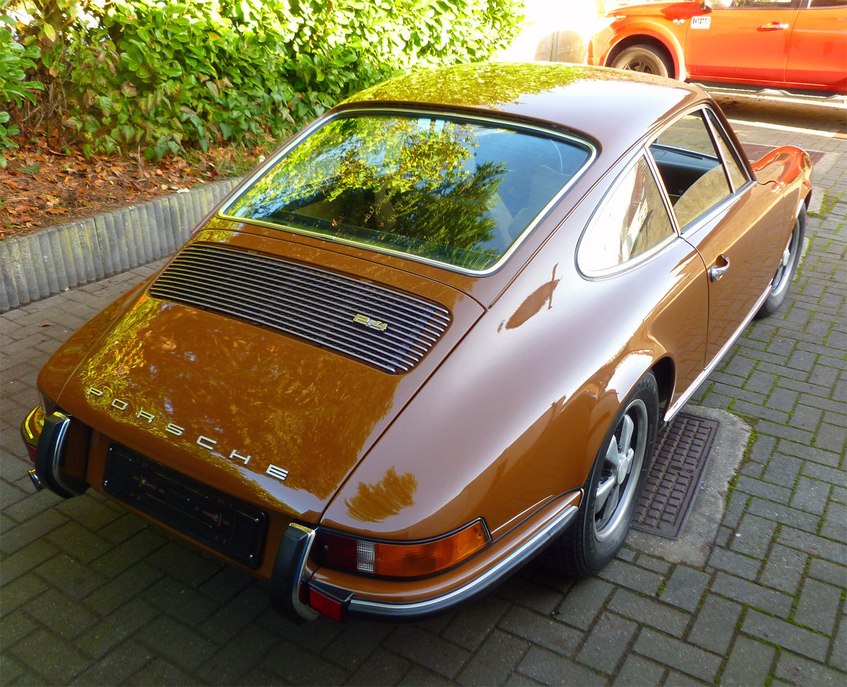 1973 Porsche 911 T 2.4 Coupe For Sale (picture 3 of 6)