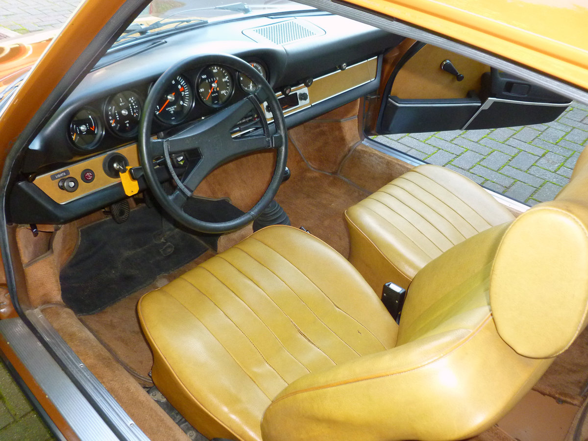 1973 Porsche 911 T 2.4 Coupe For Sale (picture 4 of 6)