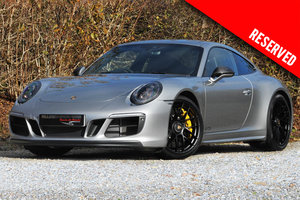 RESERVED - Porsche 991.2 (911) Carrera GTS manual coupe