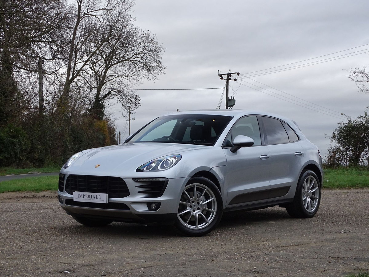 2014 Porsche MACAN For Sale (picture 1 of 20)