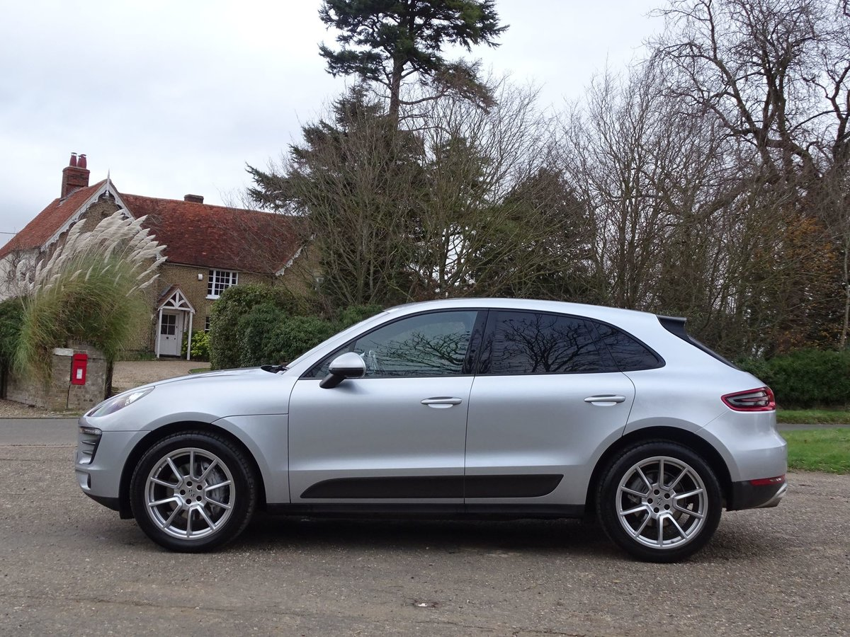 2014 Porsche MACAN For Sale (picture 2 of 20)
