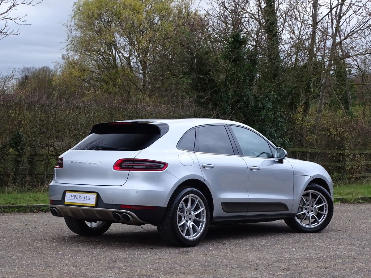 2014 Porsche MACAN For Sale (picture 5 of 20)