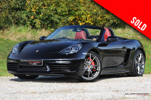 Picture of 2018 Porsche 718 Boxster S PDK SOLD