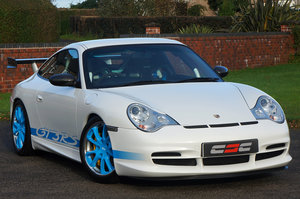 Porsche 996 GT3RS, UK Car, 23k miles, Superb.