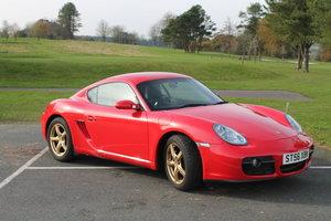 Porsche Cayman 2.7 (987)