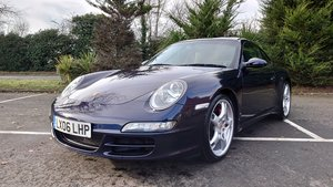 Low mileage Porsche 911