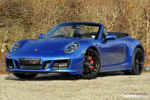 Picture of 2017 (2018 MY) Porsche 991.2 (911) Carrera GTS PDK cabriolet For Sale