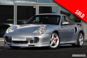 Picture of 2003 Immaculate Porsche 996 Turbo manual coupe SOLD