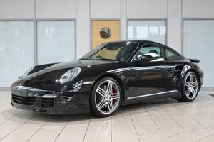 Porsche 911 (997) 3.6 Turbo Tiptronic S Coupe