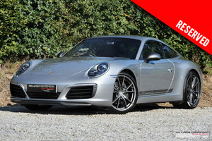 RESERVED - Porsche 991.2 (911) Carrera T manual coupe