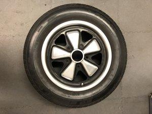 6in Fuch Alloy Wheels
