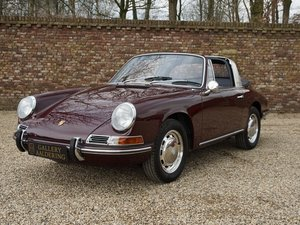 Picture of 1968 Porsche 912 Targa Soft window, Matching Numbers, stunning re For Sale
