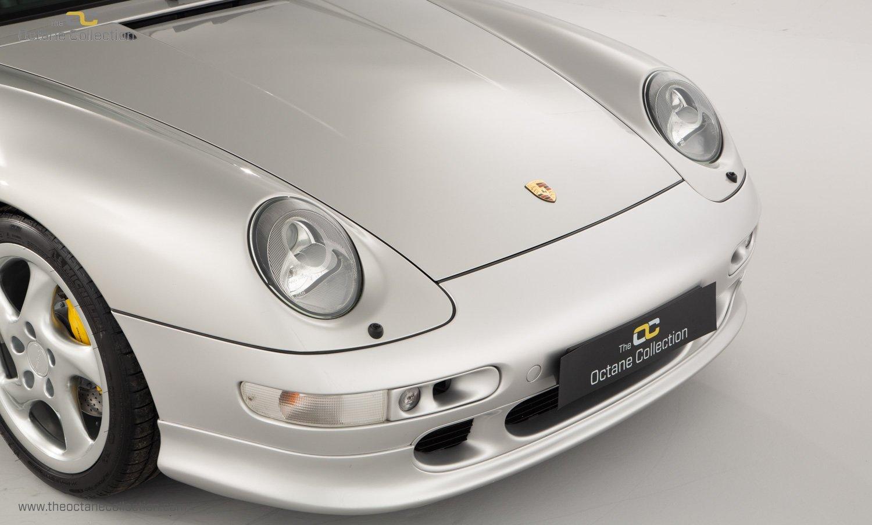 1998 PORSCHE 911 (993) TURBO S For Sale (picture 6 of 24)