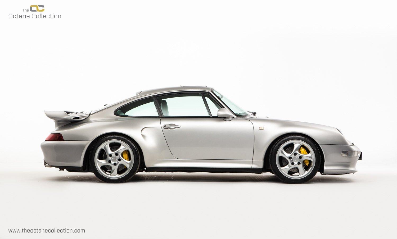 1998 PORSCHE 911 (993) TURBO S For Sale (picture 7 of 24)