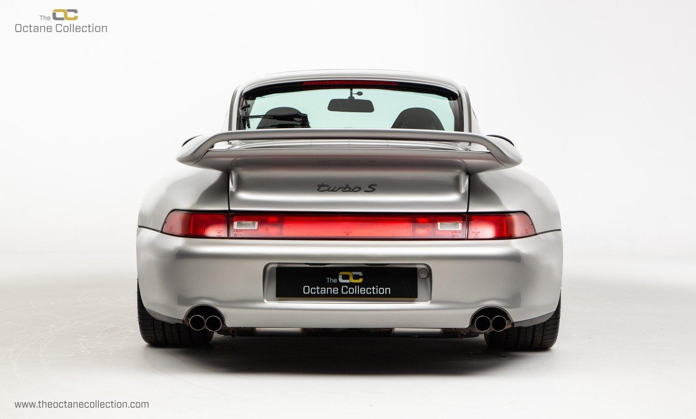 1998 PORSCHE 911 (993) TURBO S For Sale (picture 10 of 24)