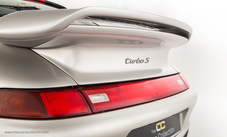 1998 PORSCHE 911 (993) TURBO S For Sale (picture 11 of 24)