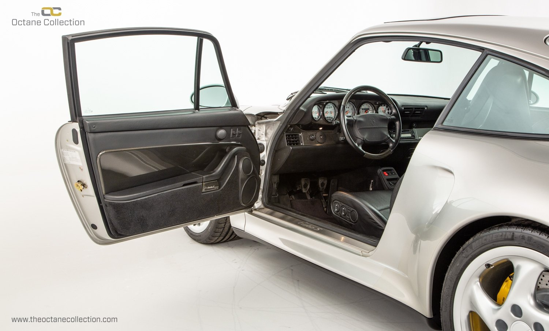 1998 PORSCHE 911 (993) TURBO S For Sale (picture 12 of 24)
