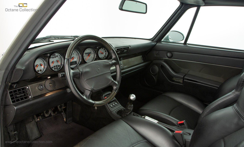 1998 PORSCHE 911 (993) TURBO S For Sale (picture 13 of 24)