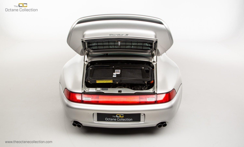 1998 PORSCHE 911 (993) TURBO S For Sale (picture 19 of 24)
