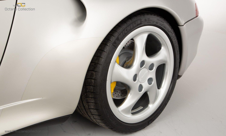 1998 PORSCHE 911 (993) TURBO S For Sale (picture 22 of 24)