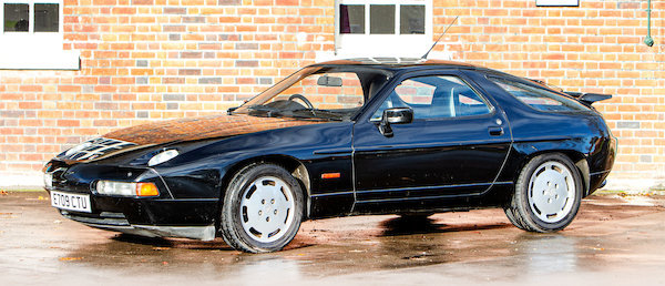 Picture of 1988 Porsche 928 S4 Coup For Sale by Auction