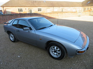Picture of PORSCHE 924 AUTO 2 LTR 1984 COVERED 73K FROM NEW RESTORED For Sale