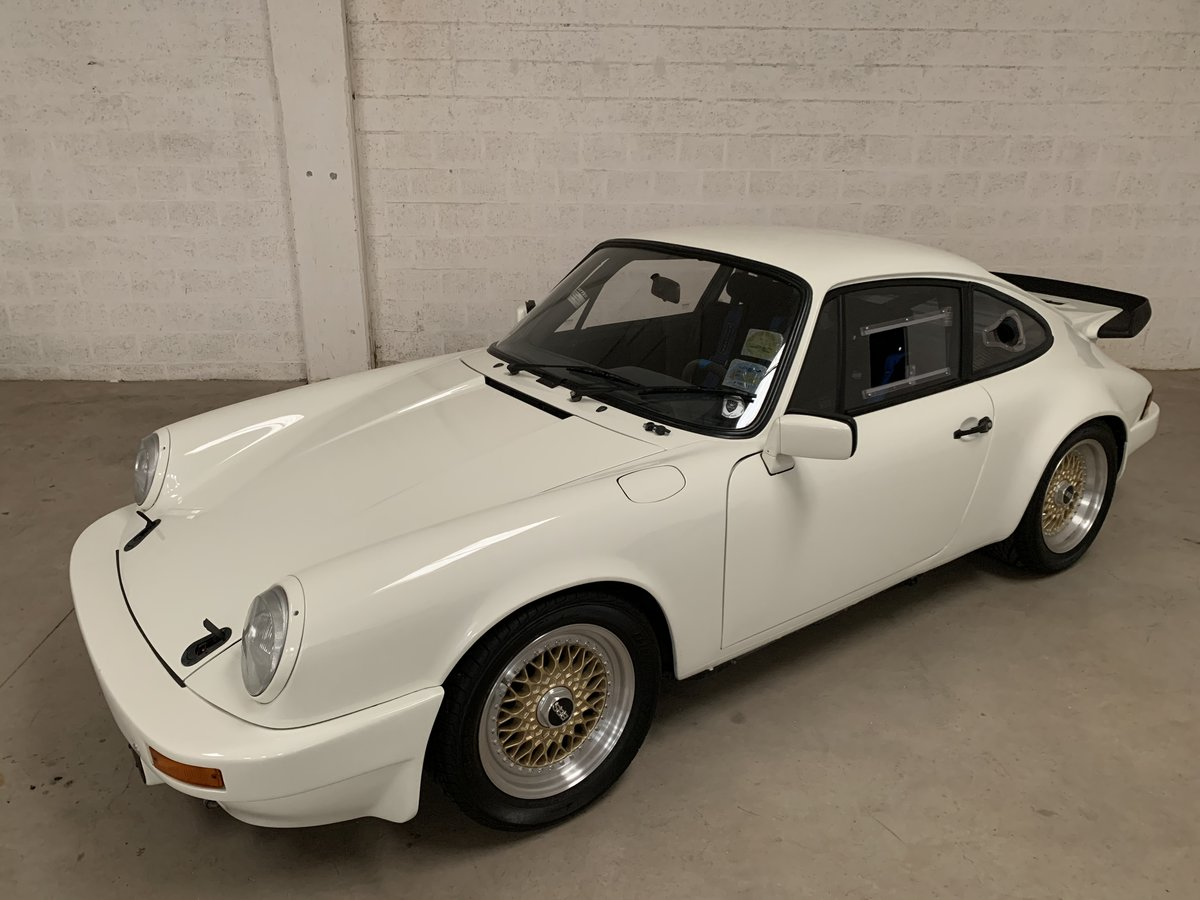 1984 Porsche 911 trackday lightweight For Sale (picture 1 of 6)