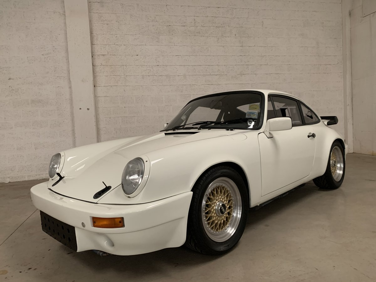 1984 Porsche 911 trackday lightweight For Sale (picture 3 of 6)