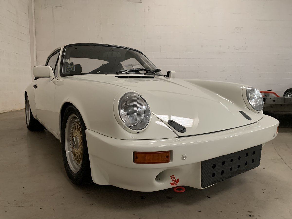 1984 Porsche 911 trackday lightweight For Sale (picture 4 of 6)