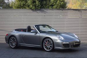 Picture of 2011 PORSCHE 911 (997) GEN IICARRERA GTS CABRIOLET, PDK LOW MILES SOLD