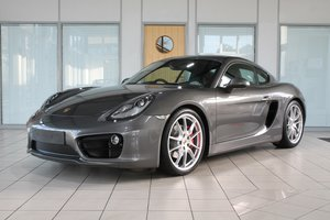 Picture of 2013 Porsche Cayman (981) 3.4 S Manual For Sale