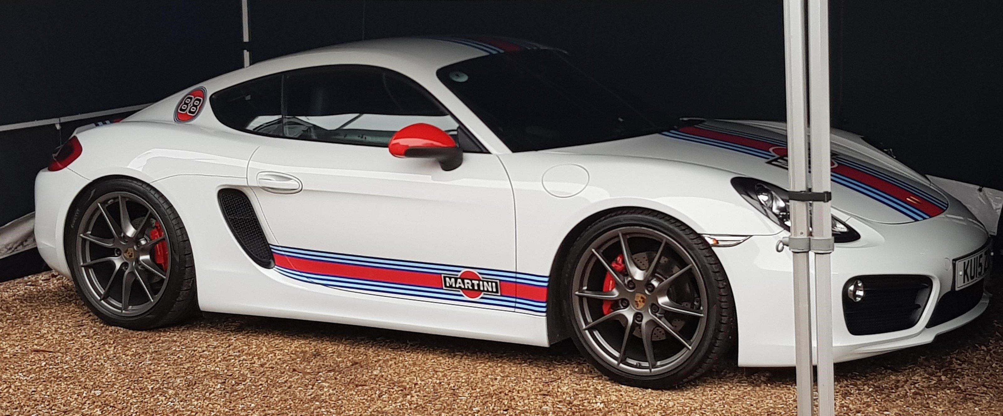 Stunning one owner Porsche