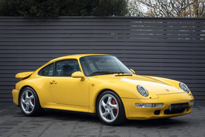 Picture of 1997 PORSCHE 911 (993) TURBO X50 SOLD