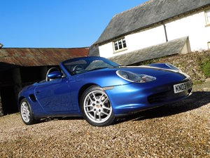 Picture of 2003 Porsche 986 Boxster 2.7 Tiptronic S - 53k, great history SOLD