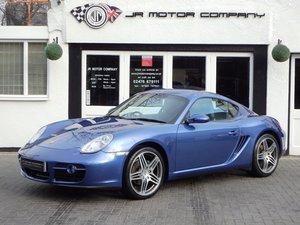 Picture of 2007 Porsche Cayman 2.7 Manual Cobalt Blue Huge spec 33k Miles! SOLD