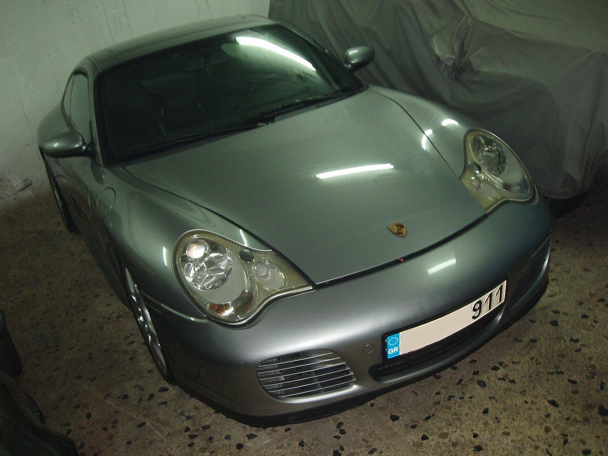 2004 Porsche 911 40th Anniversary Edition, Nr. 1249 For Sale (picture 1 of 6)