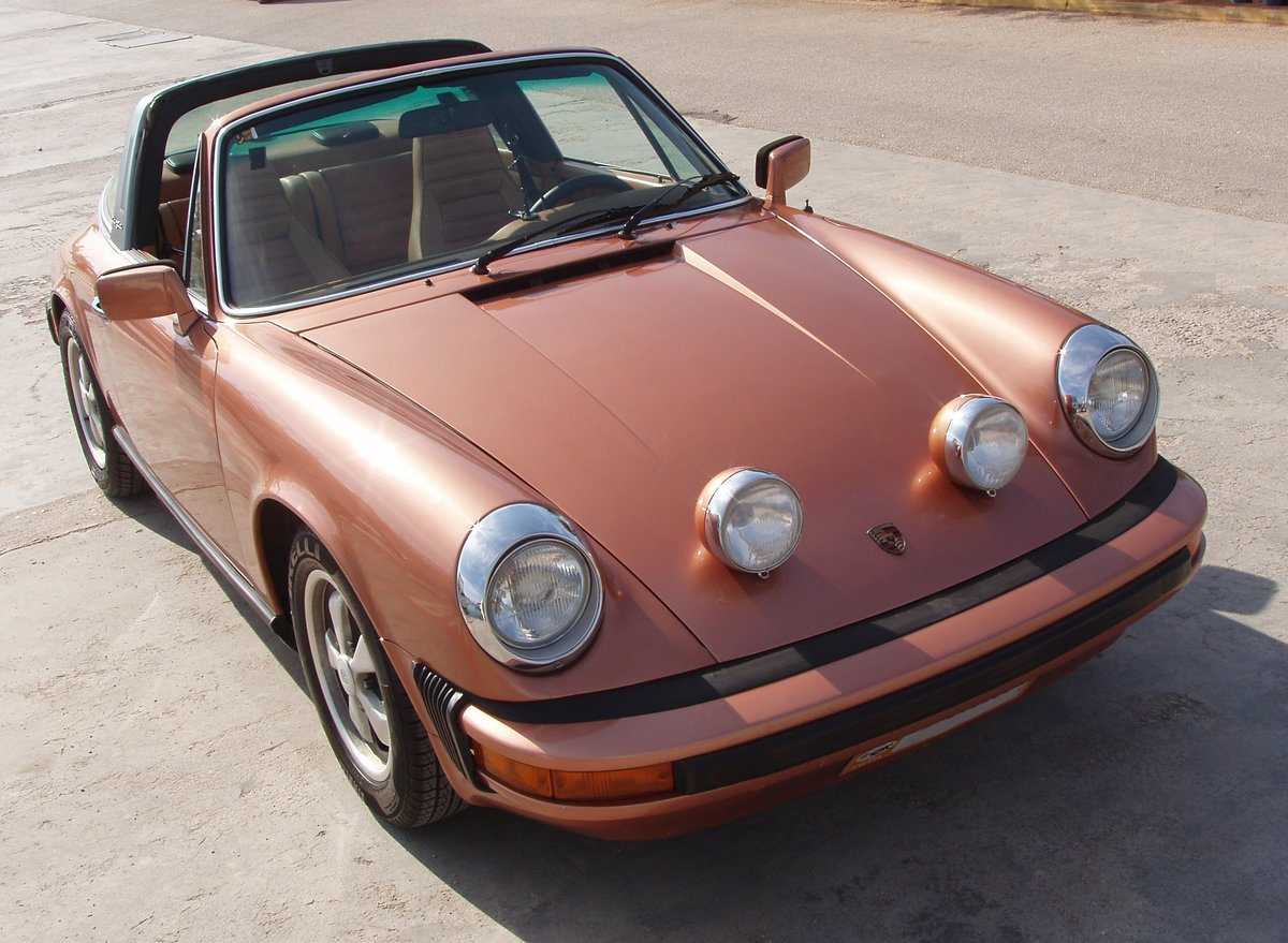 1977 Porsche 911 S 2.7 Targa, preserved and stunning For Sale (picture 1 of 6)