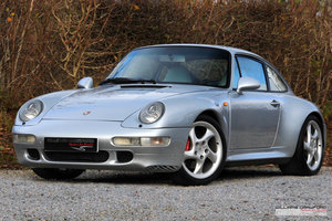 Picture of 1996 RESERVED - Porsche 993 (911) Carrera 4 S manual coupe For Sale