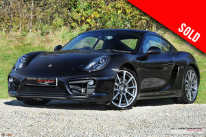 Picture of 2013 (2014 MY) Porsche 981 Cayman manual SOLD