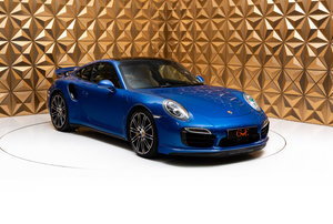Picture of 2014 Porsche Turbo S SOLD