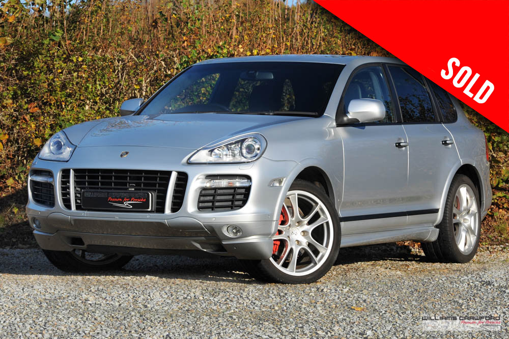 2009 Porsche Cayenne GTS Tiptronic S SOLD (picture 1 of 6)
