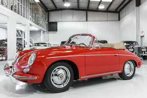 Picture of 1962 Porsche 356B Cabriolet by Reutter SOLD