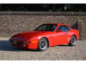 Porsche 944 Only 4.856 miles from new!!, like new! Superb or