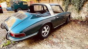 Picture of 1968 RARE 911 2.0 TARGA SOFTWINDOW SOLD