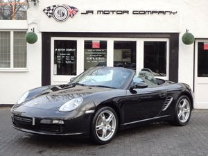 Picture of 2006 Porsche Boxster 2.7 Manual Basalt Black Only 16000 Miles! SOLD
