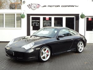 Picture of 2002 Porsche 911 996 Carrera 4S Manual Basalt Black Huge Spec! SOLD